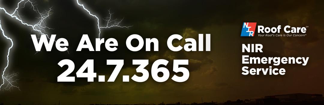 NIR is On Call 24 7 365 Emergency Service