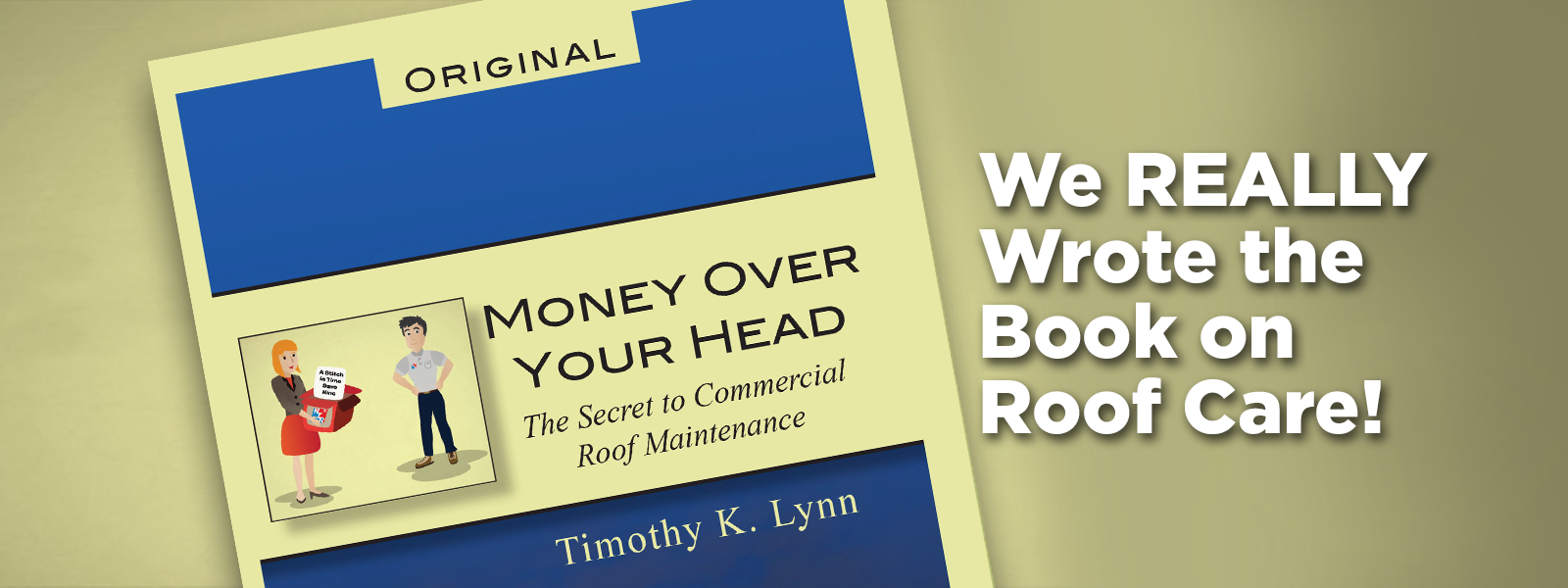 Roof Care Book